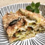 The Food Cocoon. Millefoglie fredda zucchine e menta