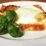 The Food Cocoon. Lasagna vegana al ragù di tofu