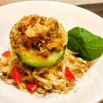 The Food Cocoon. Zucchine tonde ripiene