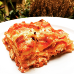 The Food Cocoon - Lasagna vegana al tofu