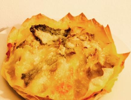 The Food Coccon - Millefoglie alle verze