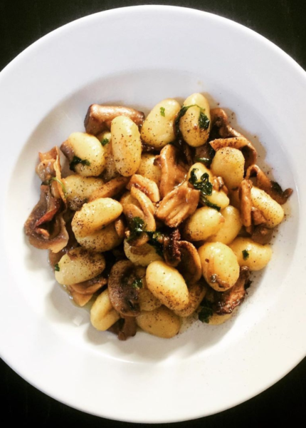 The Food Cocoon - Gnocchi al profumo di bosco